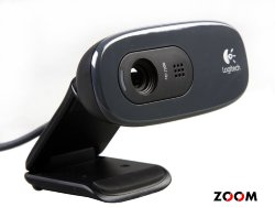 Веб/к Logitech C270 HD Webcam (8/288)
