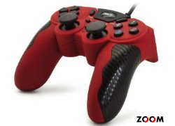 Джойстик HAVIT HV-G82  USB+PS2+PS3 , red (40)
